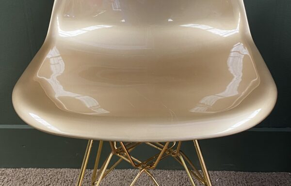 Golden Feature Chairs
